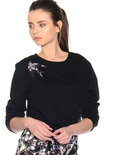Sweatshirt-Black Pepper